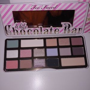 Too Faced Makeup - ❤NWT Too Faced White Chocolate Bar Plz Read